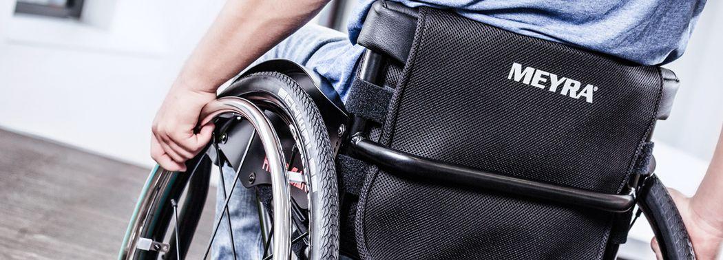 OMS - Rollstuhlreparatur Banner